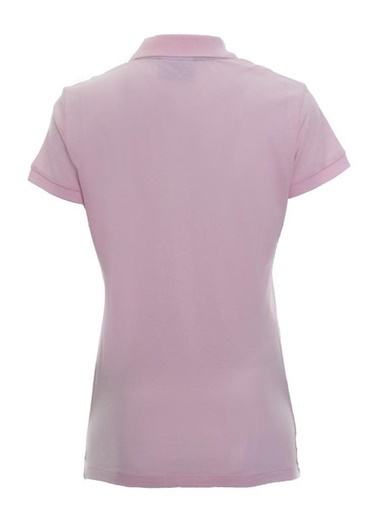 Panthzer  Teslin Kadın Polo T-Shirt Pembe